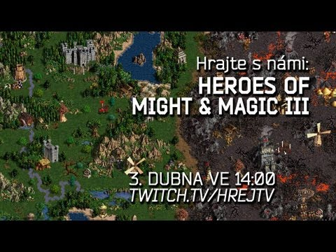 Retro Let's Play: Heroes of Might & Magic III [CZ]