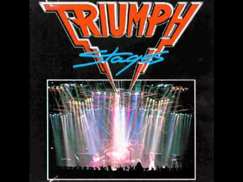 Triumph - Mind Games