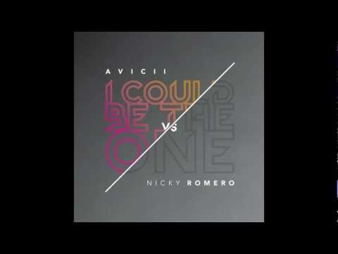 Avicii vs Nicky Romero - I Could Be the One (Didrick Remix)