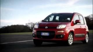 James May New Fiat Panda