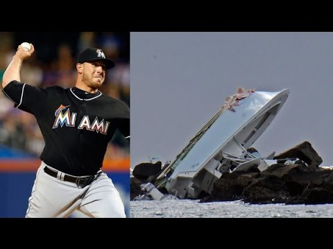 Jose Fernandez killed in Miami boating accident death scene video