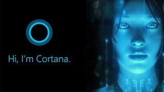 Pre-Release Cortana - Windows 10