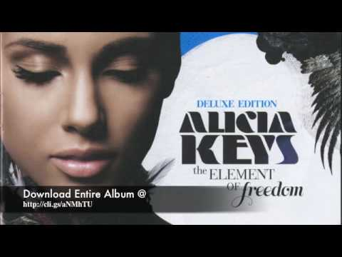 Alicia Keys - Empire State Of Mind (The Element Of Freedom)