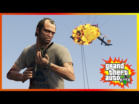 GTA 5 Brutal Kill Moments ep. 1 | Grand Theft Auto V Funny Compilation