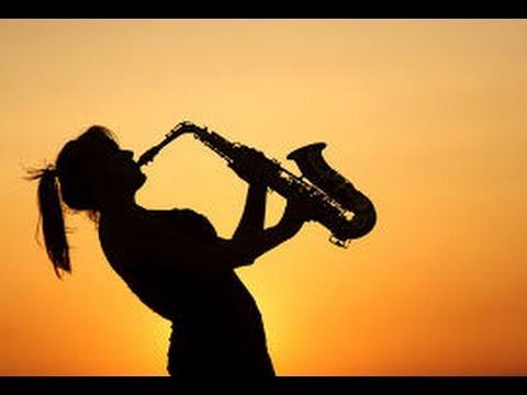 Erotic saxophone/Deep house music summer mix 2015