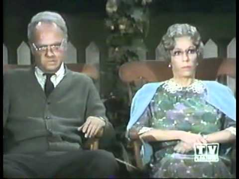 Carol Burnett old folks