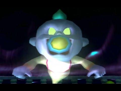 Luigi's Mansion Walkthrough Part 1 - Luigi's Haunted Mansion (Gamecube)