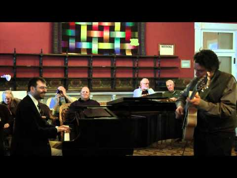 THEY'VE GOT RHYTHM: HOWARD ALDEN AND ROSSANO SPORTIELLO AT CHAUTAUQUA 2011