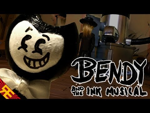 Bendy and the Ink Musical (feat. MatPat)