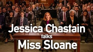Jessica Chastain interviewed by Simon Mayo & Mark Kermode