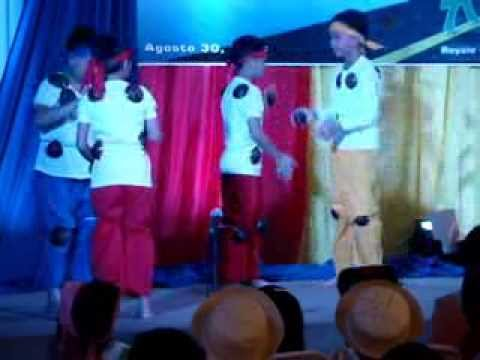 Maglalatik Dance -4th Grade Blica 2013 video