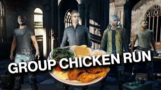 Group Chicken Victory Most Fowl ಥ﹏ಥ