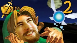 The Shop Song! - Let's Play Ocarina Of Time - Part 2