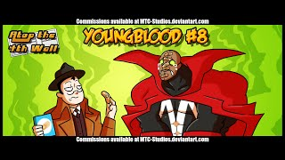 Youngblood #8 - Atop the Fourth Wall