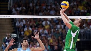 The best volleyball setter in the EG: Georgi Bratoev