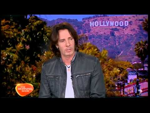 Rick Springfield Interview on the Morning Show 3.5.2014