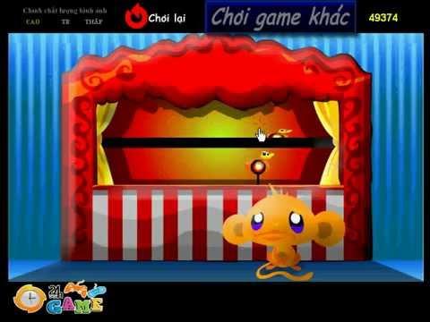 Game   Chú khỉ buồn 1   Chu khi buon 1