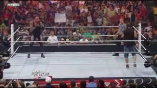 The Undertaker VS Bret Hart (Nexus e Kane atacam)