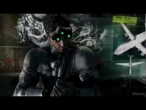 Splinter Cell Blacklist - Обширный обзор Геймплея игры [RUS] (1080p HD)