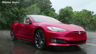The difference between a $160,000 Tesla Model S P100D and a gas powered car