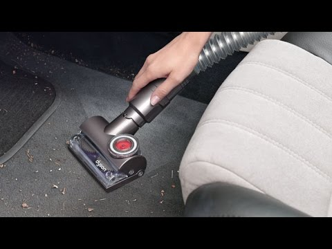 Dyson Tangle-free Turbine tool - Official Dyson video