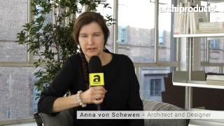 DE PADOVA | Anna Von Schwen | Archiproducts Design Selection - Salone del Mobile Milano 2015