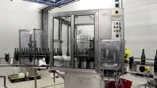 DR 4   Rotary disgorging machine   Dégorgeuse rotative automatique