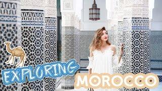 EXCITING ADVENTURES IN MOROCCO! | Amelia Liana Vlog