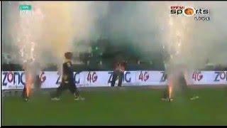 Islamabad United Vs Quetta Gladiators PSL T20 1st innings Full Highlights 4/2/2016