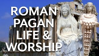 Video: Julius Caesar, Romans and Pagan Worship - Ryan Reeves
