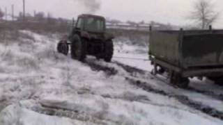 powerful tractor | Мощный трактор