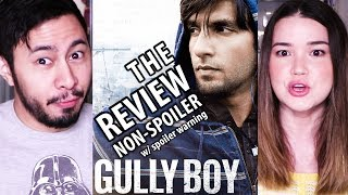 GULLY BOY | Ranveer Singh | Alia Bhatt | Zoya Akhtar | Review!