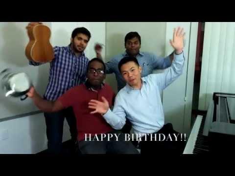 Br. Zac's 75th Birthday Appreciation Song