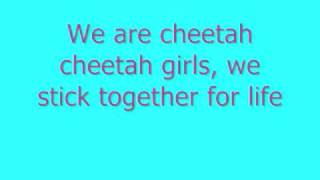 Watch Cheetah Girls Cheetah Love video
