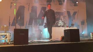 The Amity Affliction 'I Bring The Weather With Me' live in Melbourne, AU 18th June 2017