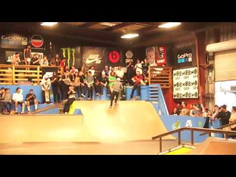 ryan sheckler tampa pro 2017 qualifiers
