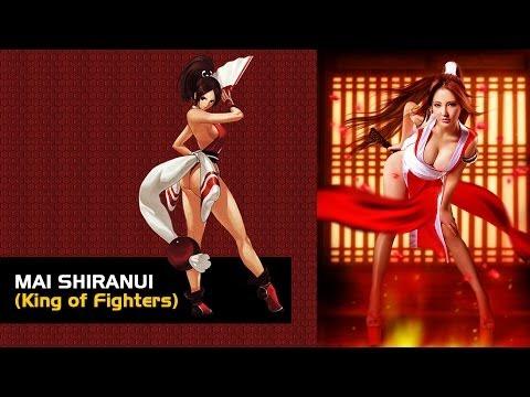 Cosplay Gamer #31 - Mai Shiranui de King of Fighters