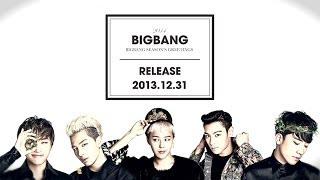 BIGBANG 2014 SEASON'S GREETINGS PROMOTION SPOT