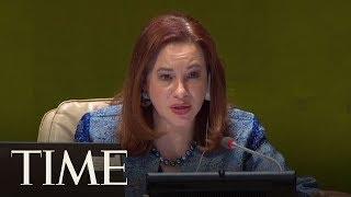 U.N. Fails To Pass U.S.-Sponsored Resolution Condemning Hamas | TIME