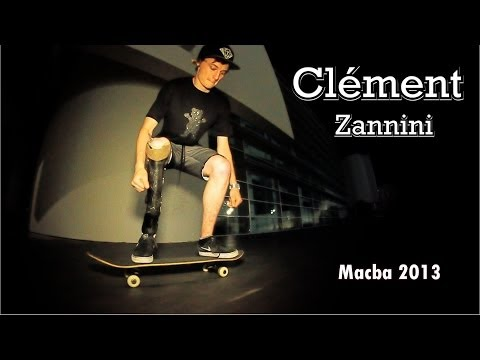 Macba Skateboarding - Clément Zannini - '' One Foot ''