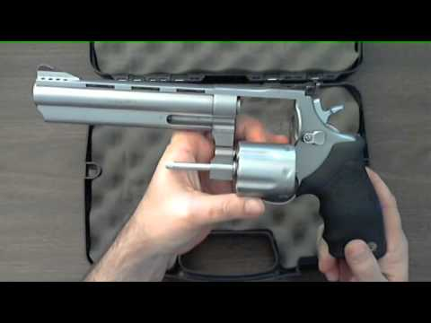 Taurus .44 Magnum Desktop Review
