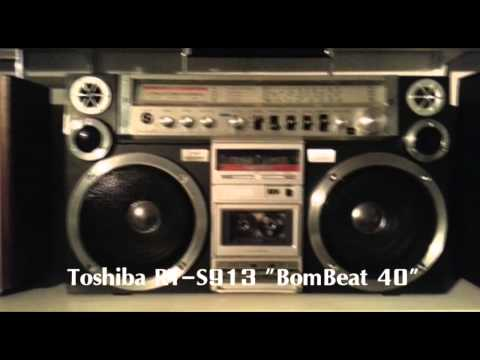 Boombox Ghettoblaster Collection July 2013