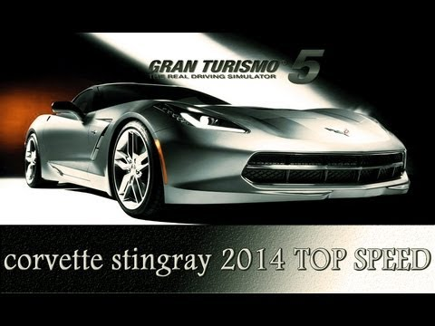 gt5 corvette stingray 2014 top speed youtube. Cars Review. Best American Auto & Cars Review