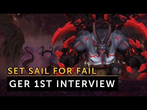 Interview mit Dono von Set Sail for Fail