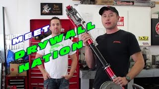 Meet Drywall Nation - SHOUT OUT
