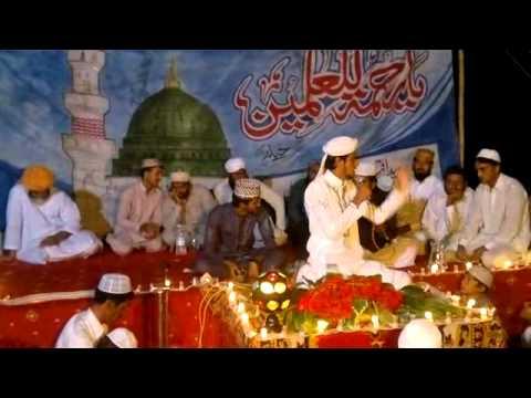 Sohna Aya Ty Saj Gy Ny Galya Bazar Bay Hafiz Waseem Qadri At Qaida Bad Zila Khoshab 10..09..2011 video