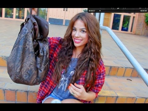 Backpack or Locker BEAUTY Essentials!