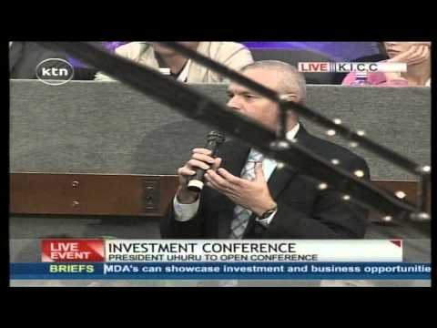 International investors show a lot of hope in Kenyan economy