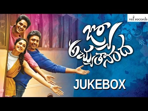 Jyo Achyutananda | Telugu Movie Full Songs | Jukebox - Vel Records thumbnail