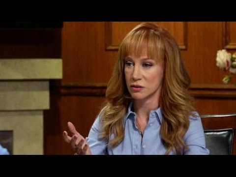 Kathy Griffin  on